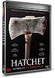 Hatchet, saga de Victor Crowley [Blu-ray]