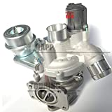 GOWE K03 turbo turbina para Citroen C4/DS 3 para Peugeot 207 3008 308 5008 508 RCZ 53039800121 53039700120 53039700104 5303980104
