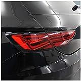 Lámina autoadhesiva para luz trasera, marco de protección, pegatina para luz trasera, iluminación de coche