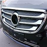 Tapacubos delanteros de alto volteo ABS cromado para el exterior del 8 piezas para Vito W447 2014-2019