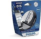Philips 85415WHV2S1- Faros delanteros de xenón con bombilla WhiteVision gen2 D1S, 1 unidad