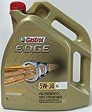 Castrol - Edge 5w30 Titanium Nueva versión 5 l, 100% Fibra Hueca.