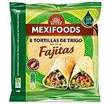 Mexifoods Tortillas de Trigo, 8 uds, 320g