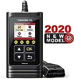 ThinkOBD 100 OBD2 Lector de Códigos Error de Motor Automóvil Apagado MIL y Prueba de Emisiones del Sensor de O2 / EVAP con búsqueda de DTC Universal OBD2 Básico [ Nuevo 2020 ]